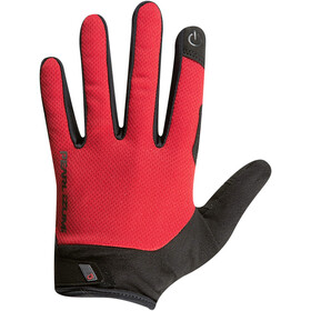 PEARL iZUMi Attack Full Finger Gloves torch red